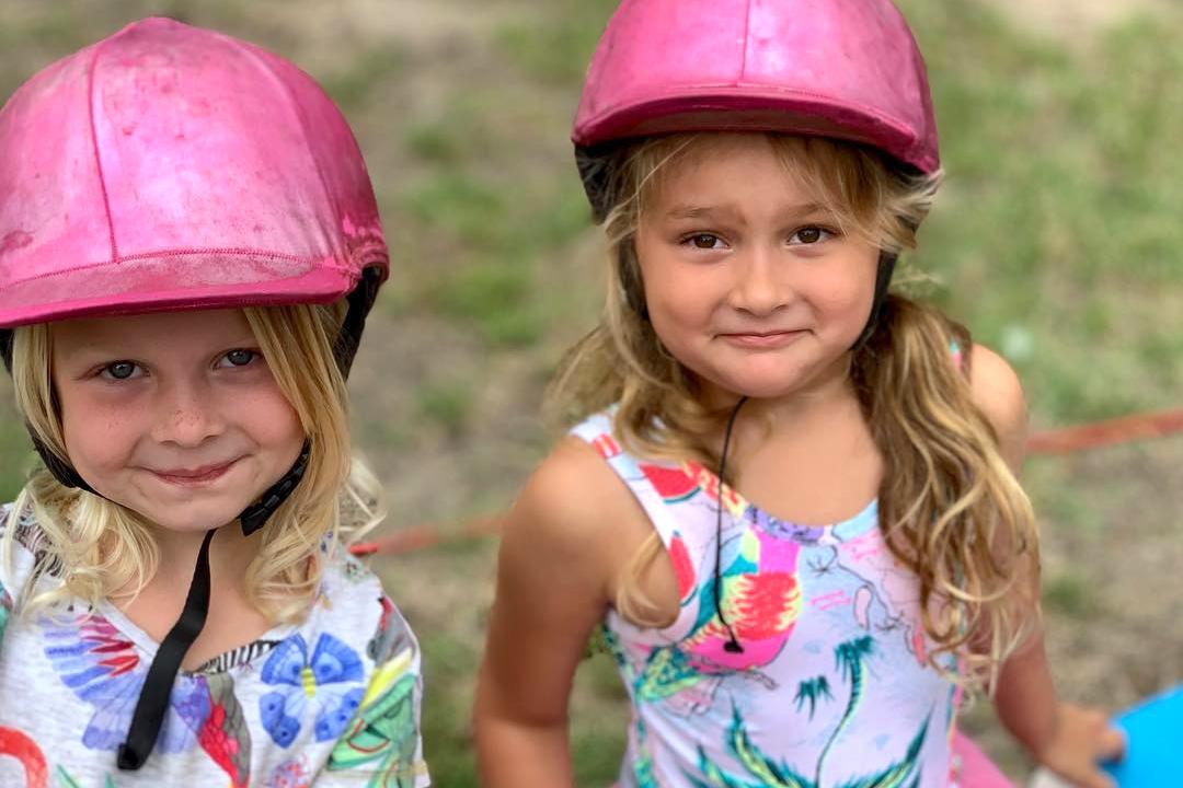 Girls In Helmets
